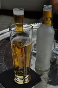 Cerveza típica austriaca