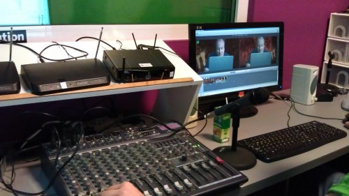 Grabación de Mundo Hacker TV